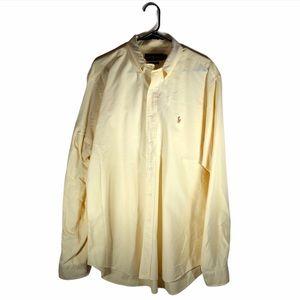 Ralph Lauren Classic Fit Shirt Oxford Button Down